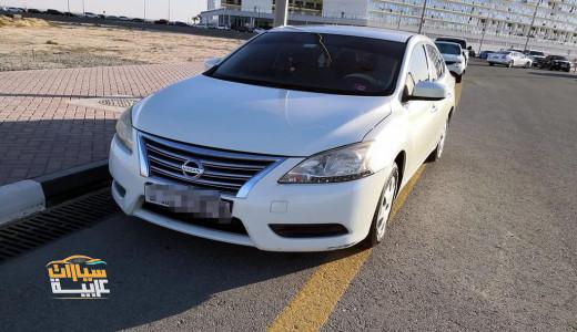 Nissan Sentra GCC 2014